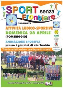 [:it]Sport Senza Fornitere[:en]Sport without Borders[:de]Sport without Borders[:fr]Sport without Borders[:] @ Prato