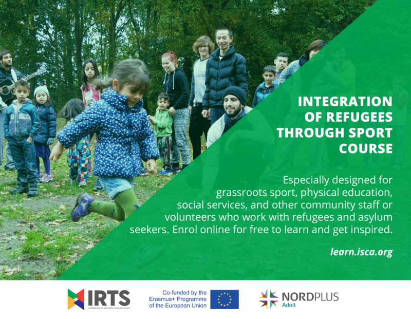 Integration of Refugees Through Sport_learn at ISCA